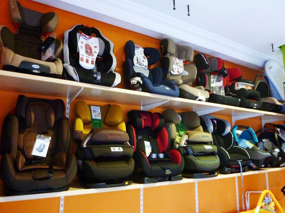 Sillas infantiles de coche en Ciudad Real