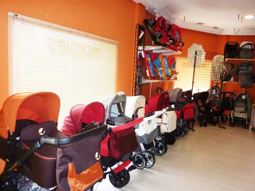 Carros de paseo para bebé en Ciudad Real