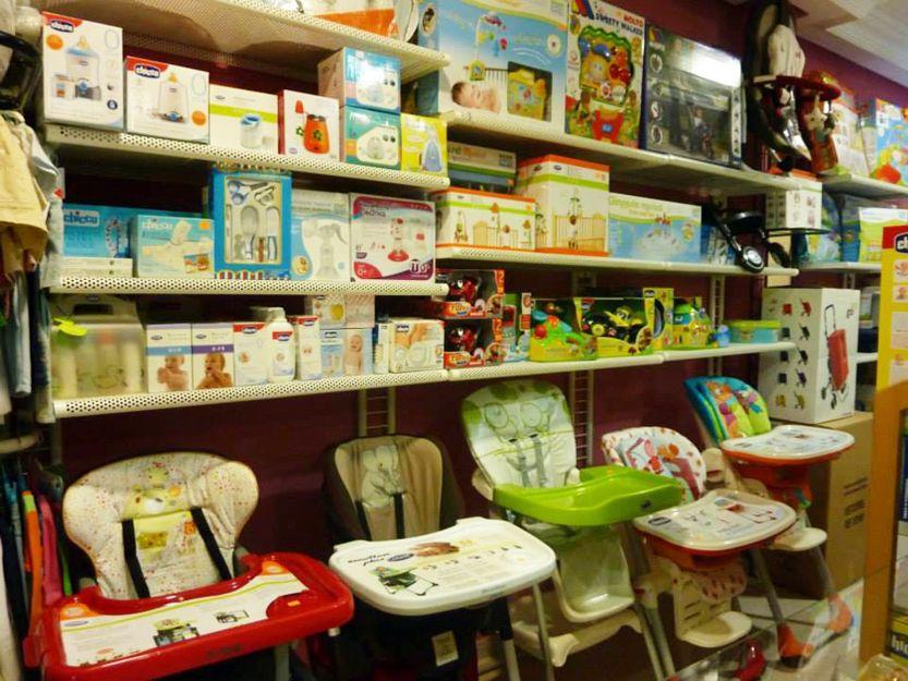 Tienda de puericultura en Bolaños de Calatrava