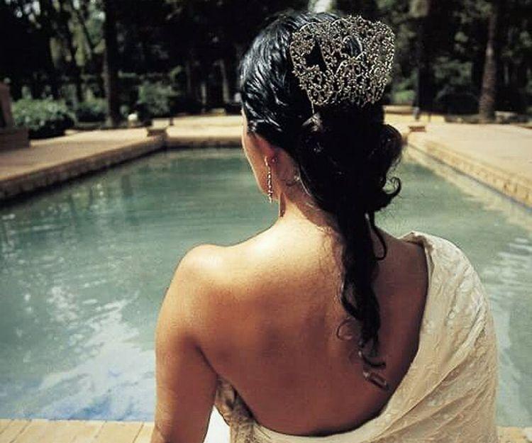 Peinetas y complementos de novia en Sevilla