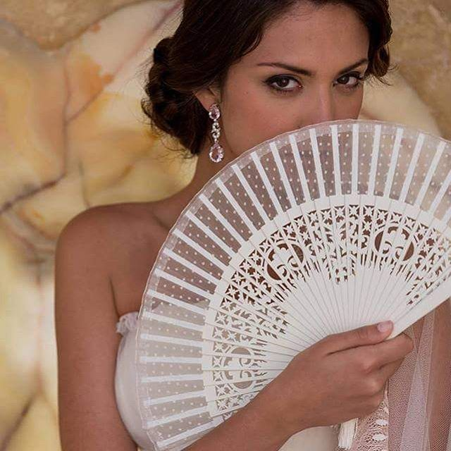 Abanico para novia 679: Catálogo de La Parisién Sevilla
