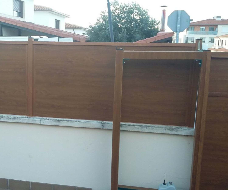 Fabricación de todo tipo de puertas en Palencia