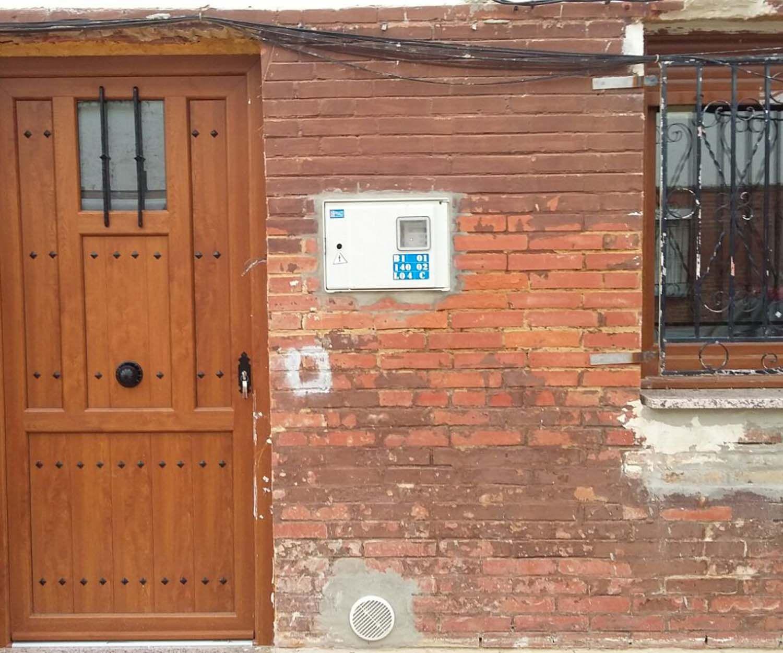 Instalación de puertas a medida en Palencia