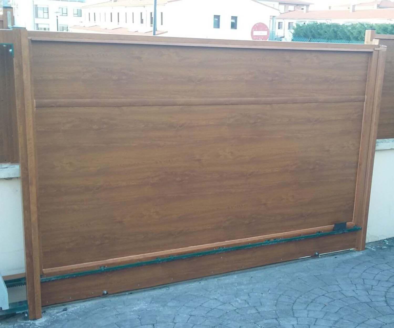 carpintería metálica en Palencia