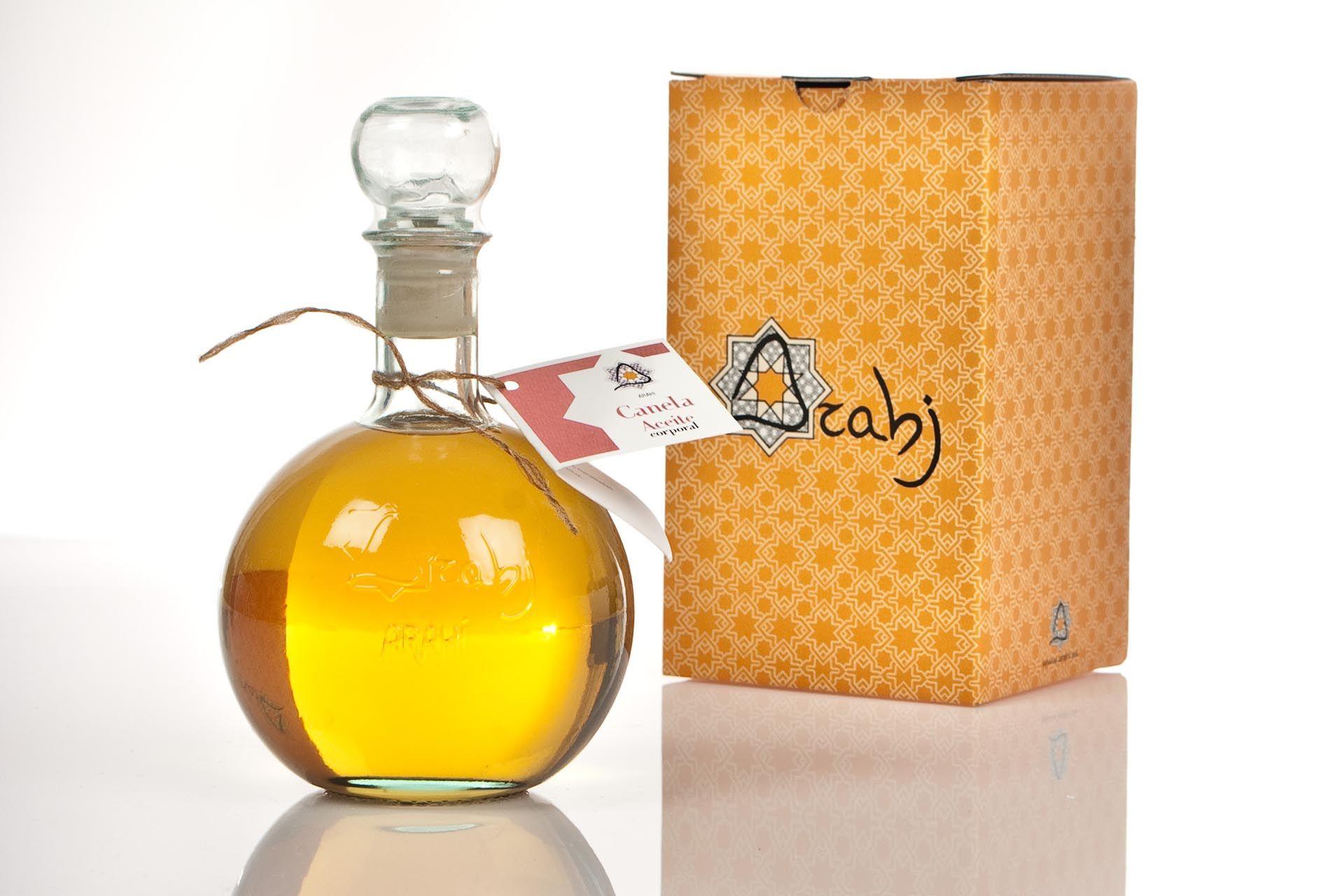 Aceite de canela: Productos de Arahí
