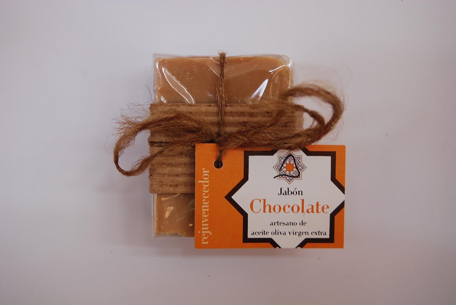 Jabón artesano de chocolate: Productos de Arahí