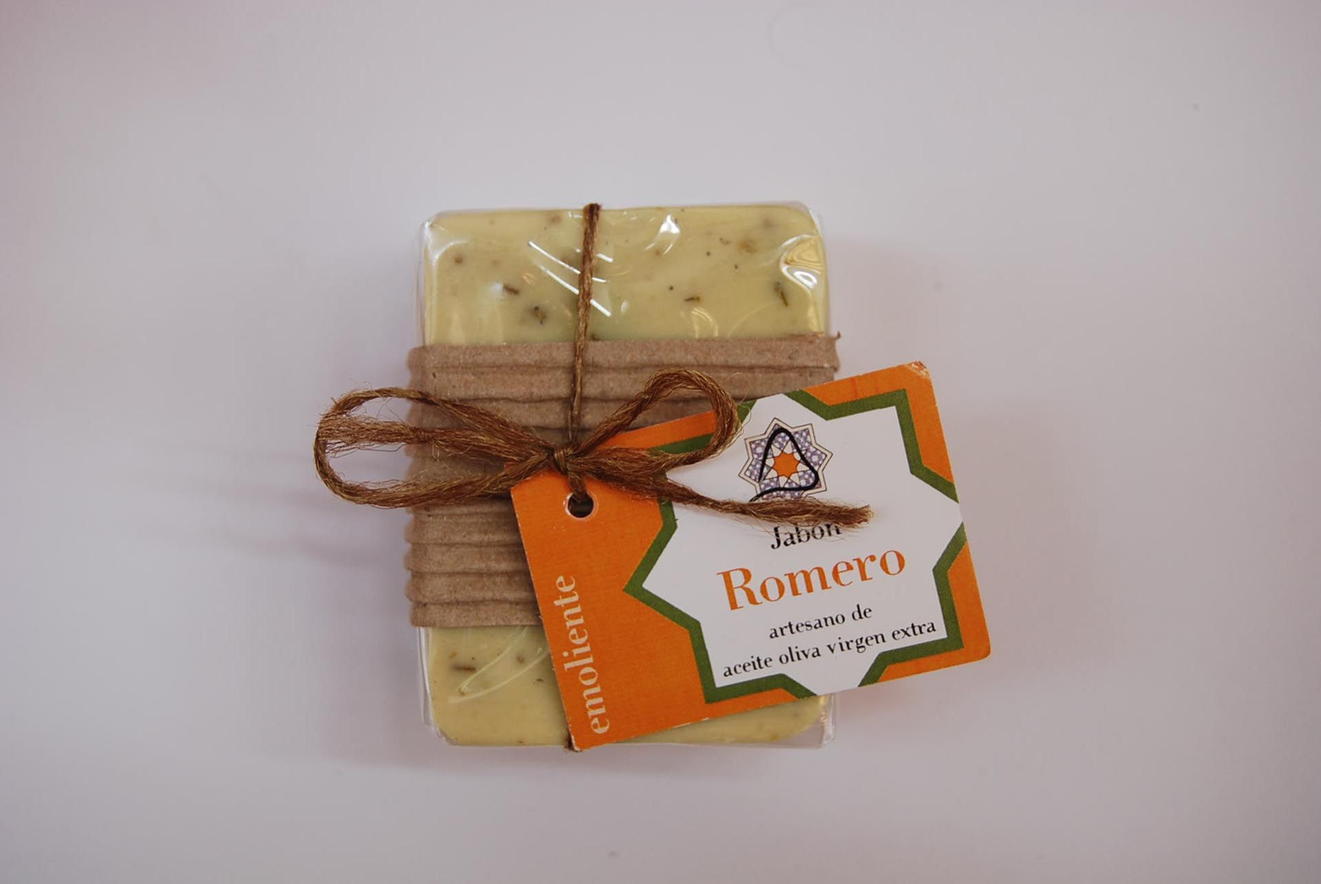 Jabón artesano de romero: Productos de Arahí