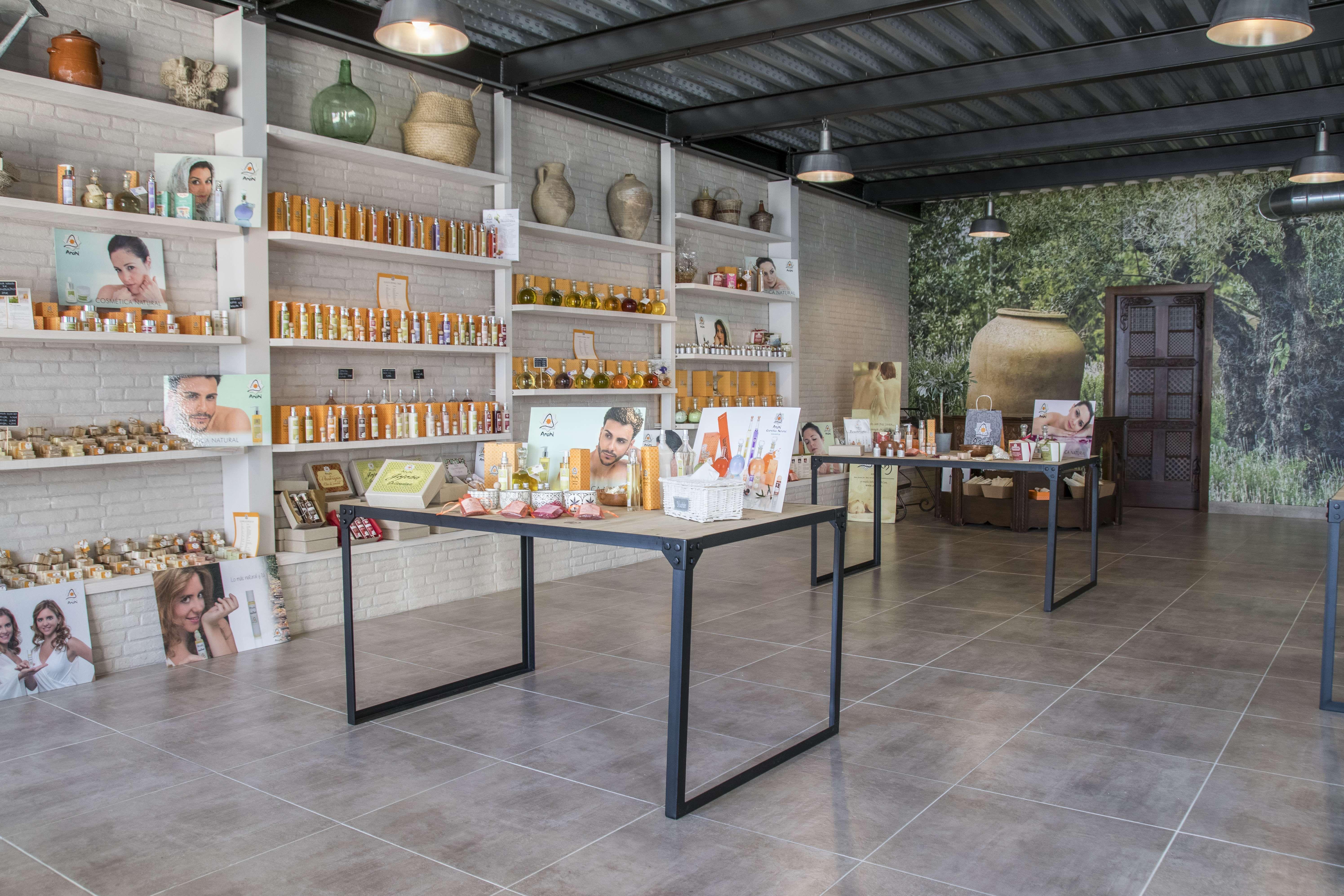 Fabricamos cosméticos y esencias naturales en Madrid centro