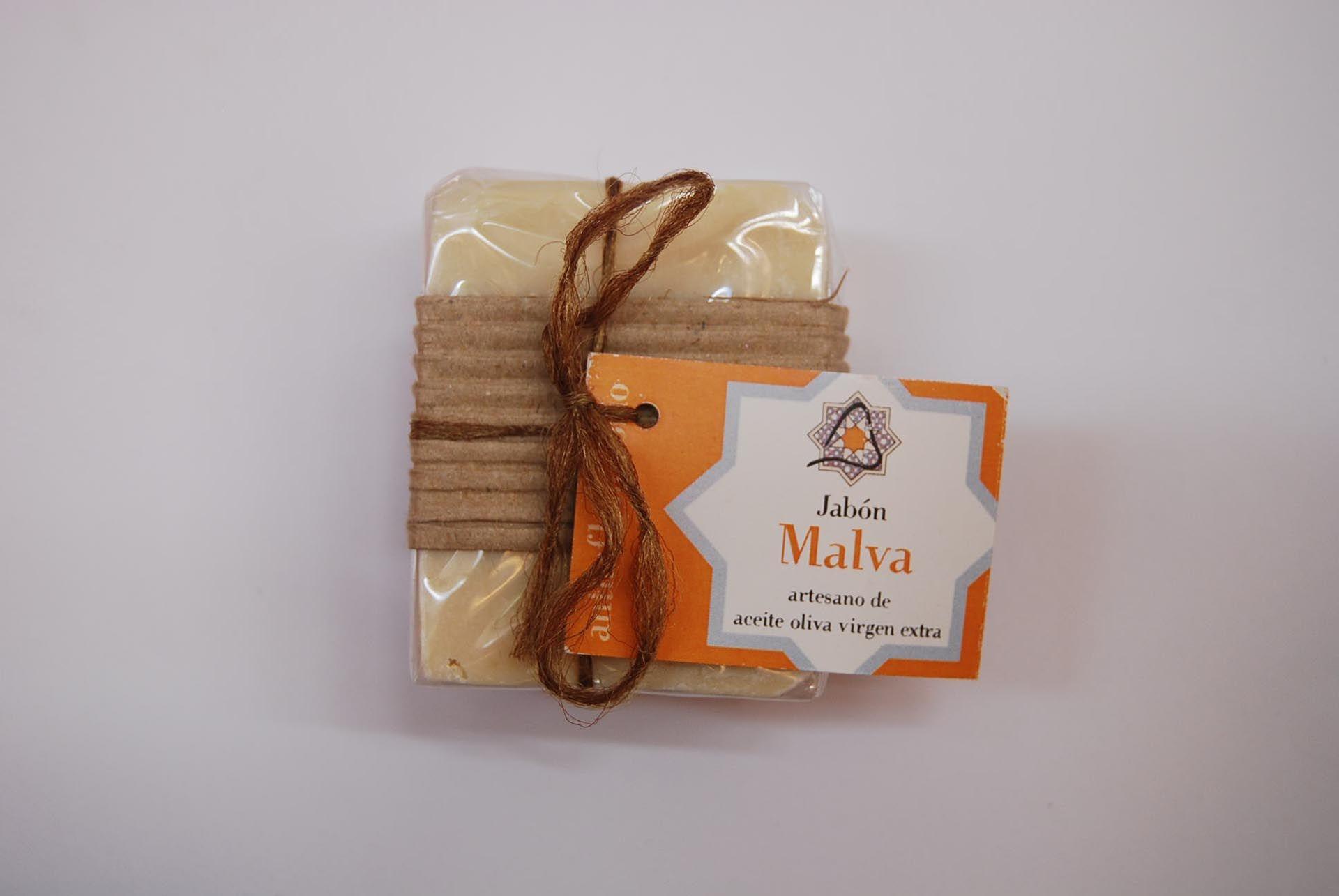 Jabón artesano de malva: Productos de Arahí