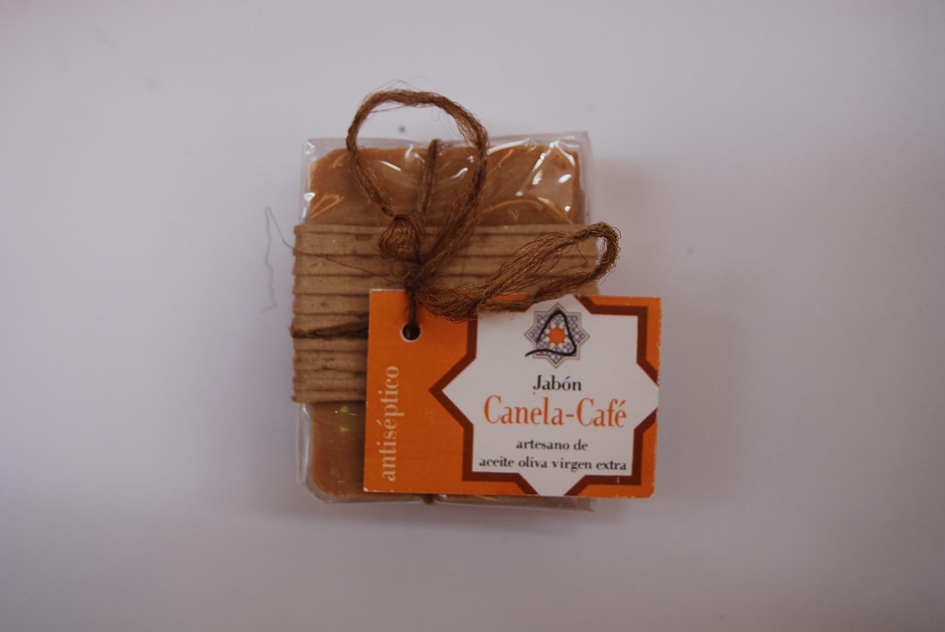 Jabón artesano de canela y café: Productos of Arahí