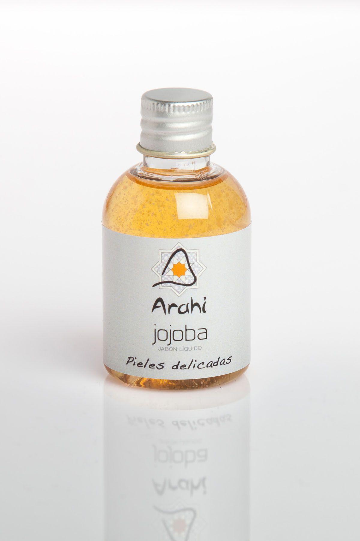 Minipets jabón líquido de aceite de oliva con jojoba: Productos de Arahí