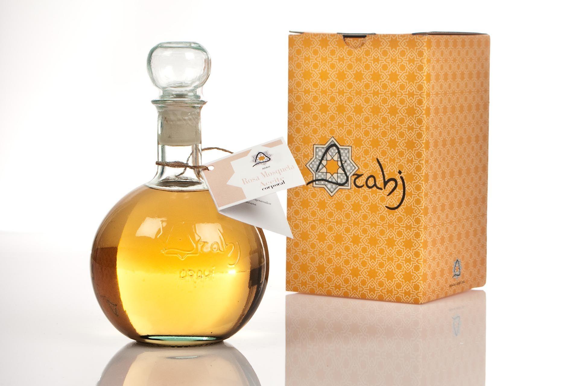 Aceite de Rosa Mosqueta: Productos de Arahí
