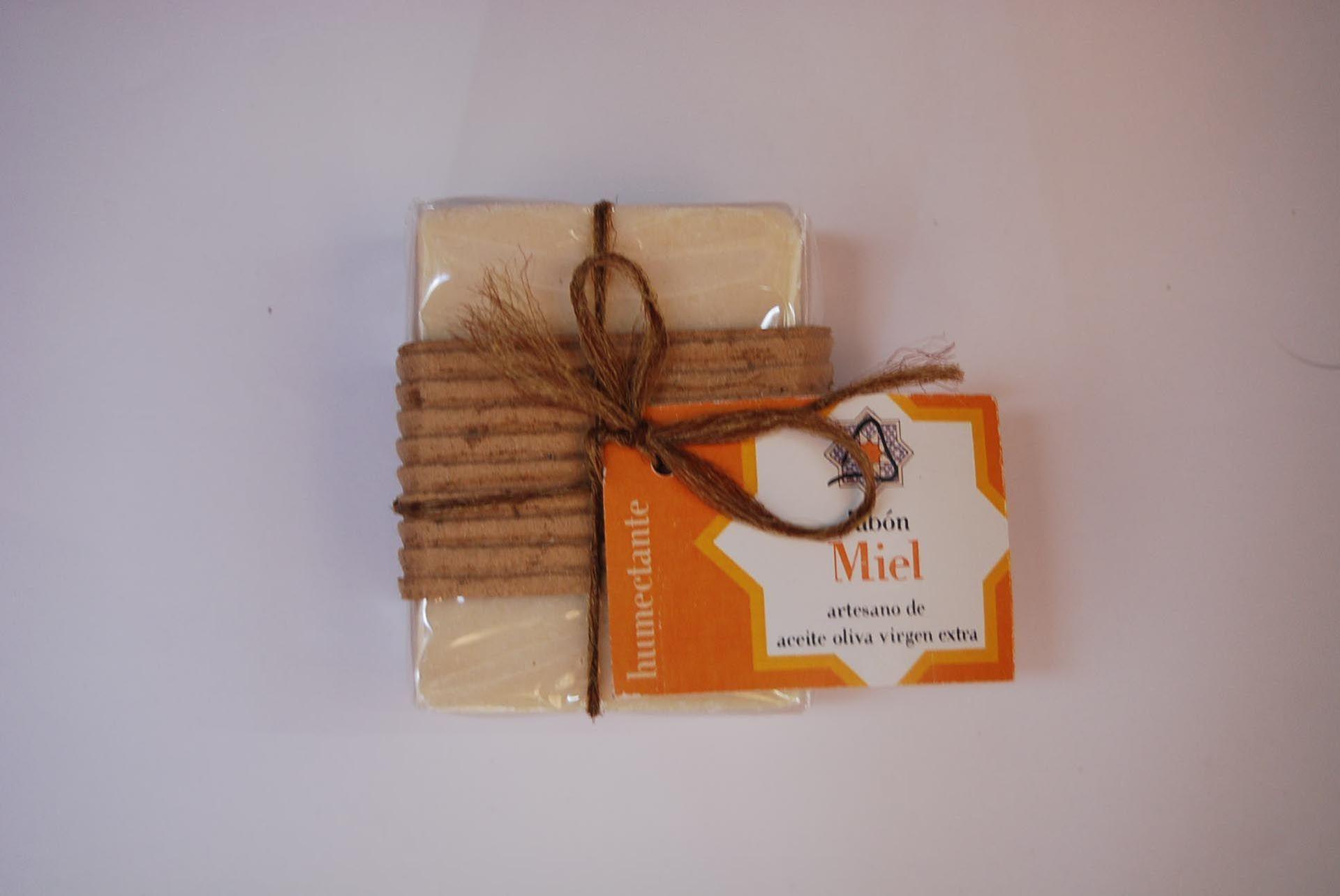 Jabón artesano de miel: Productos de Arahí