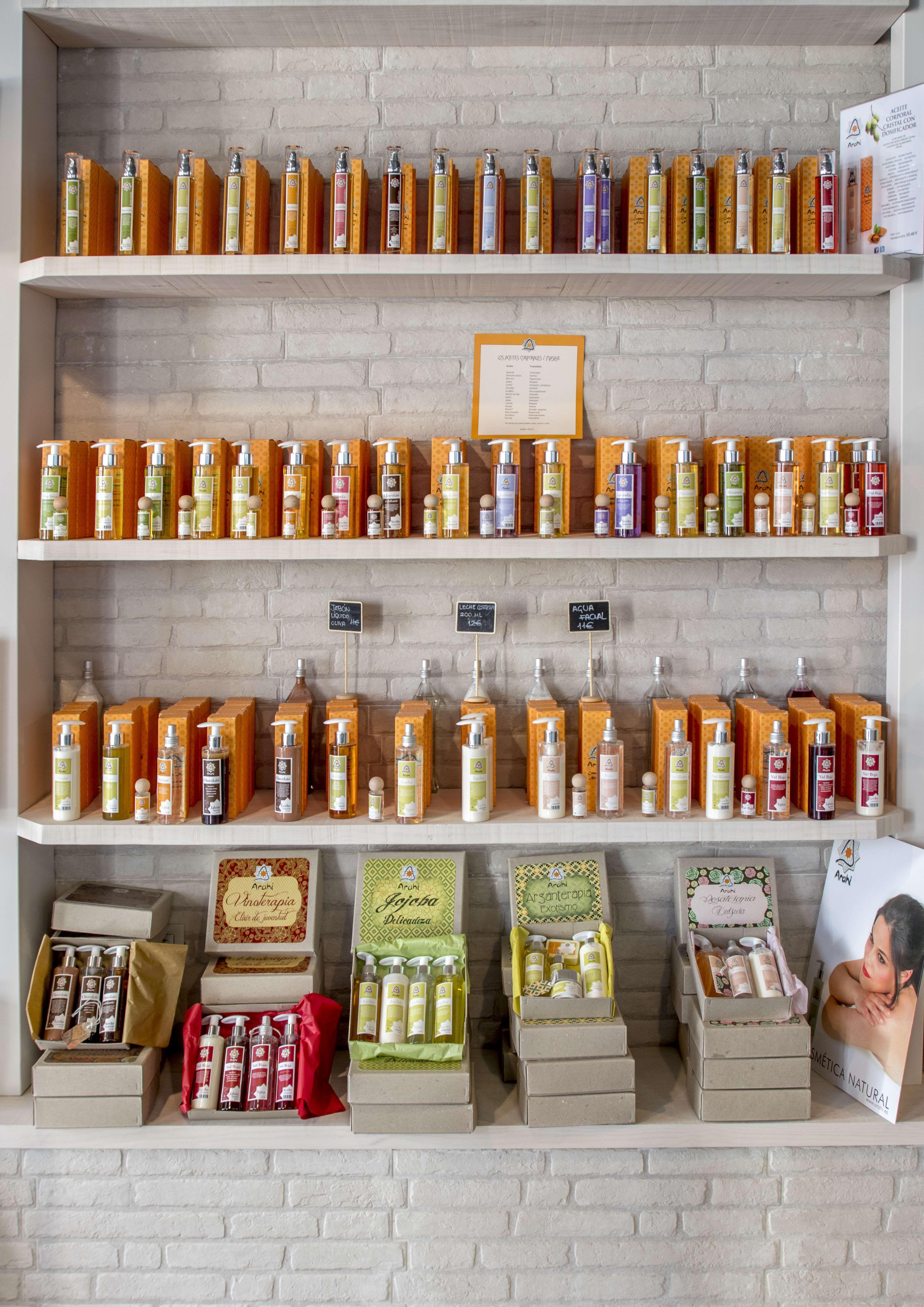 Fabricantes de cosmética natural en Madrid centro de la mejor calidad