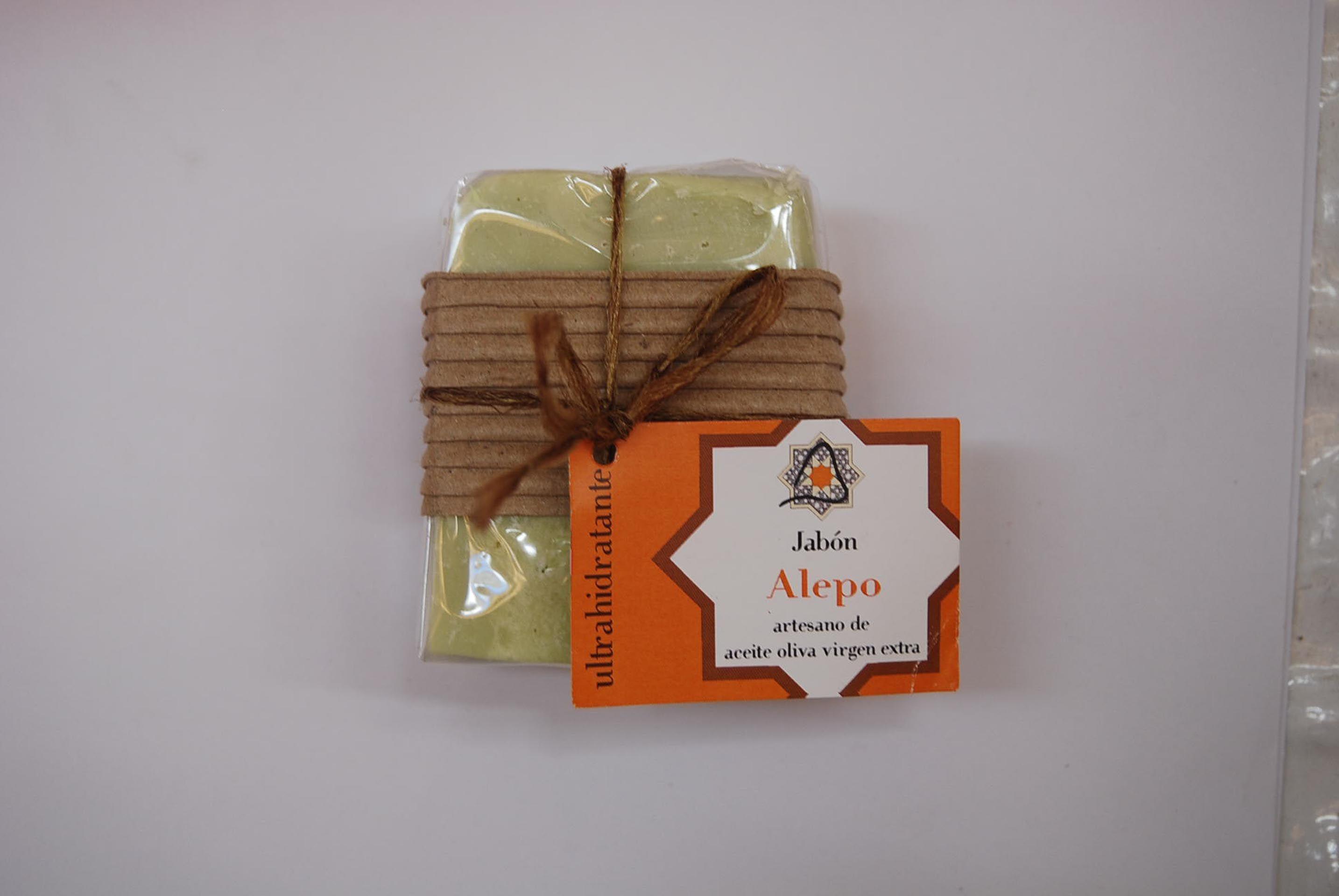 Jabón artesano de Alepo: Productos de Arahí
