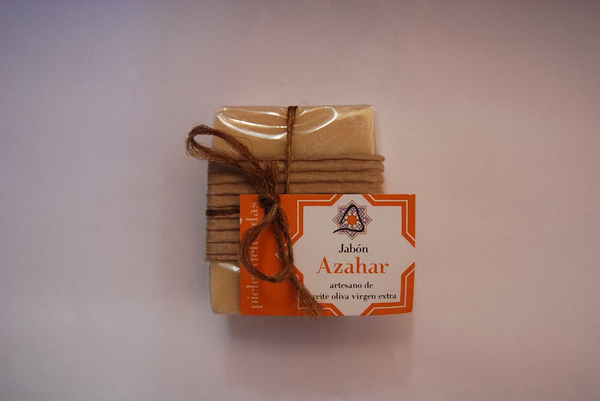 Jabón artesano de azahar: Productos de Arahí