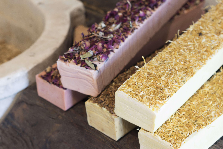 Jabones artesanos de fabricación propia para Madrid centro