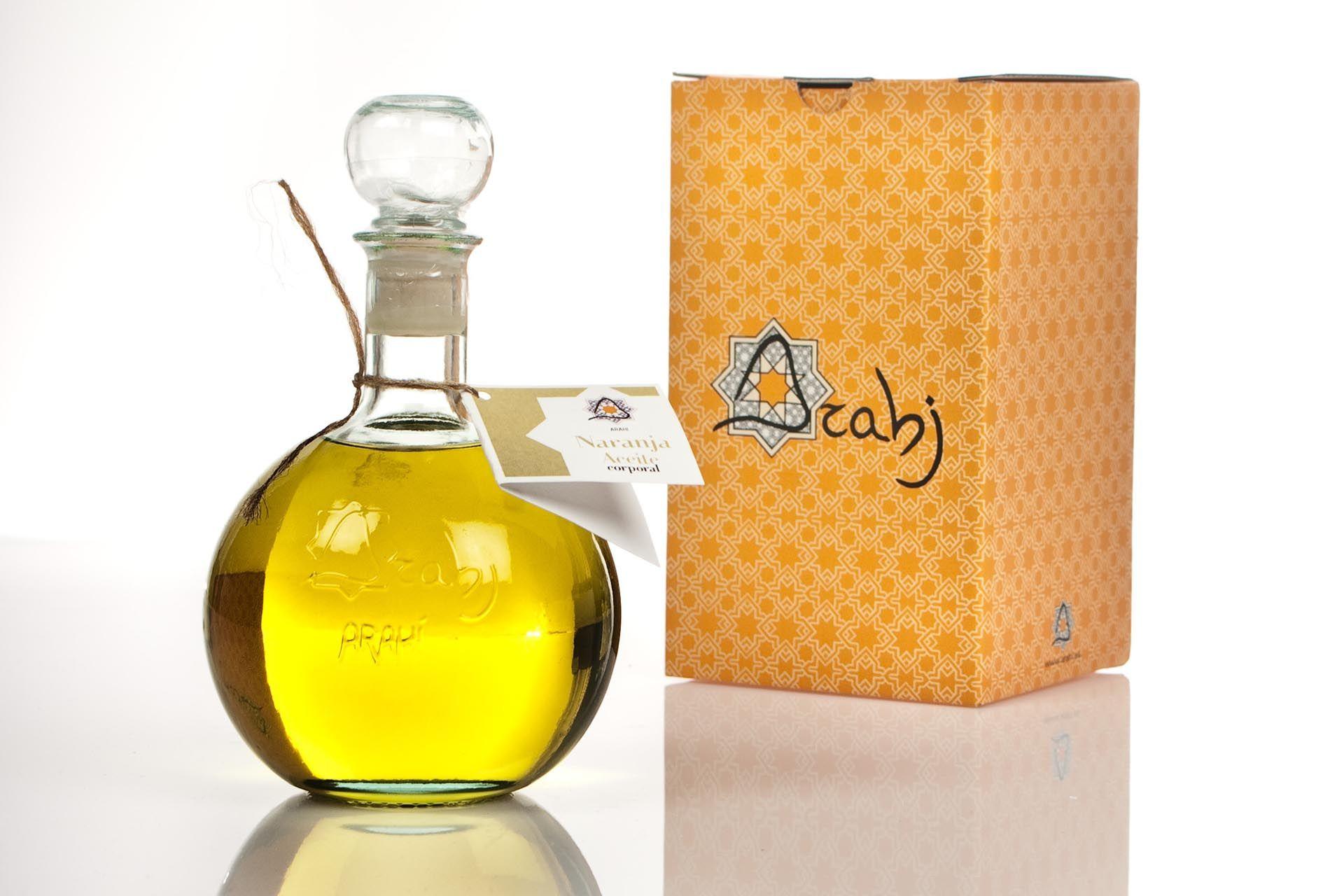 Aceite de naranja: Productos de Arahí
