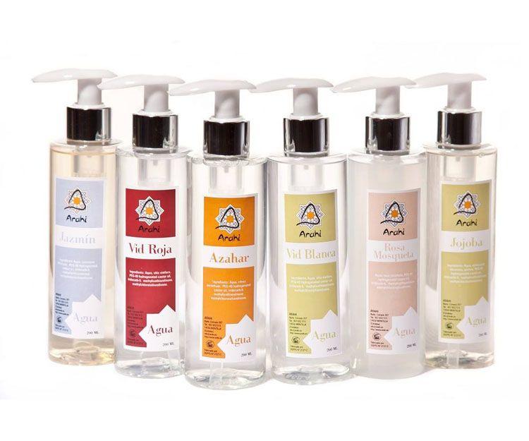 Aguas naturales para la belleza de tu piel