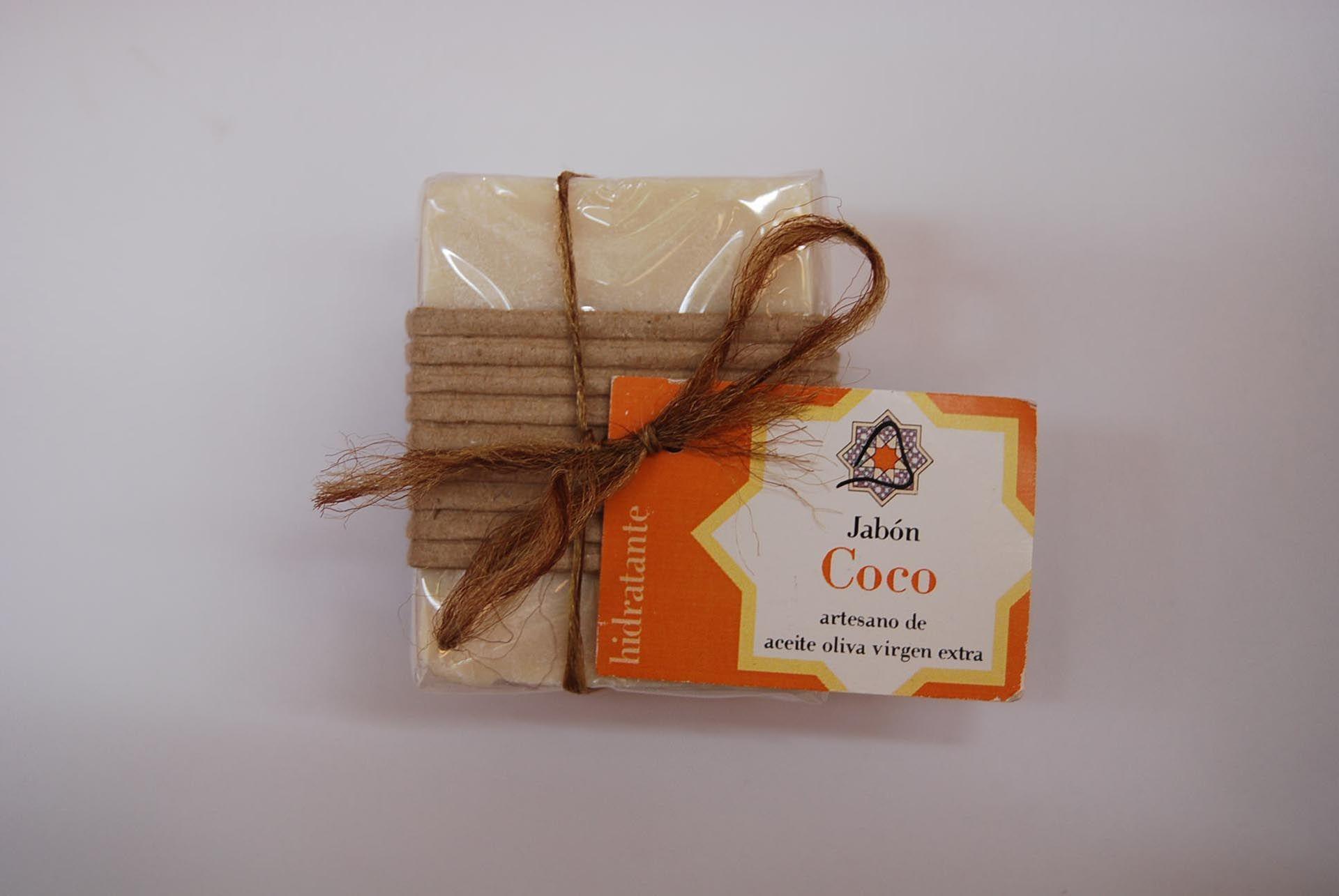Jabón artesano de coco: Productos de Arahí
