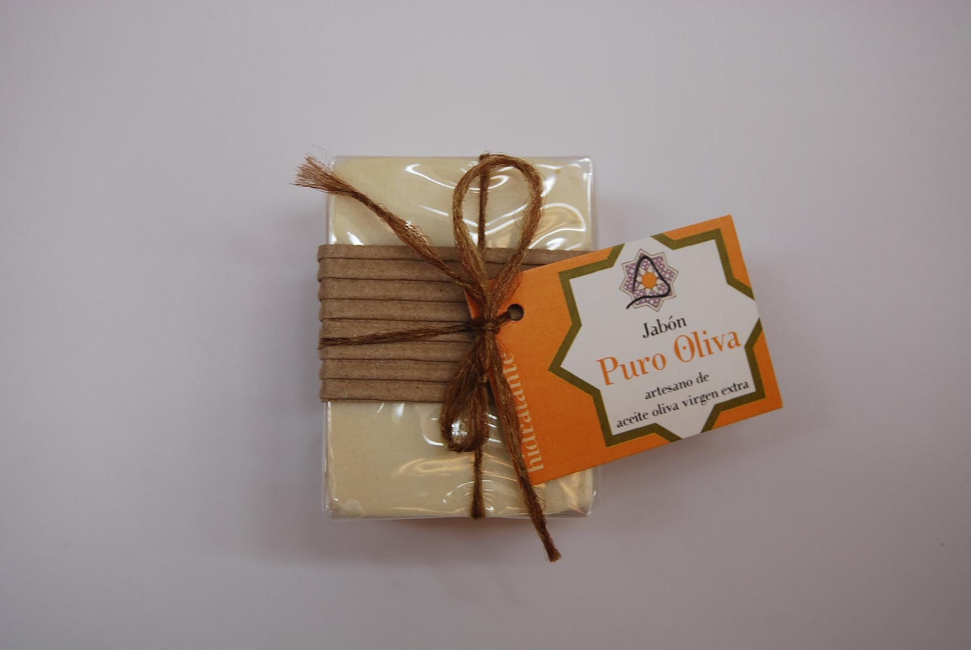 Jabón artesano puro de oliva: Productos de Arahí