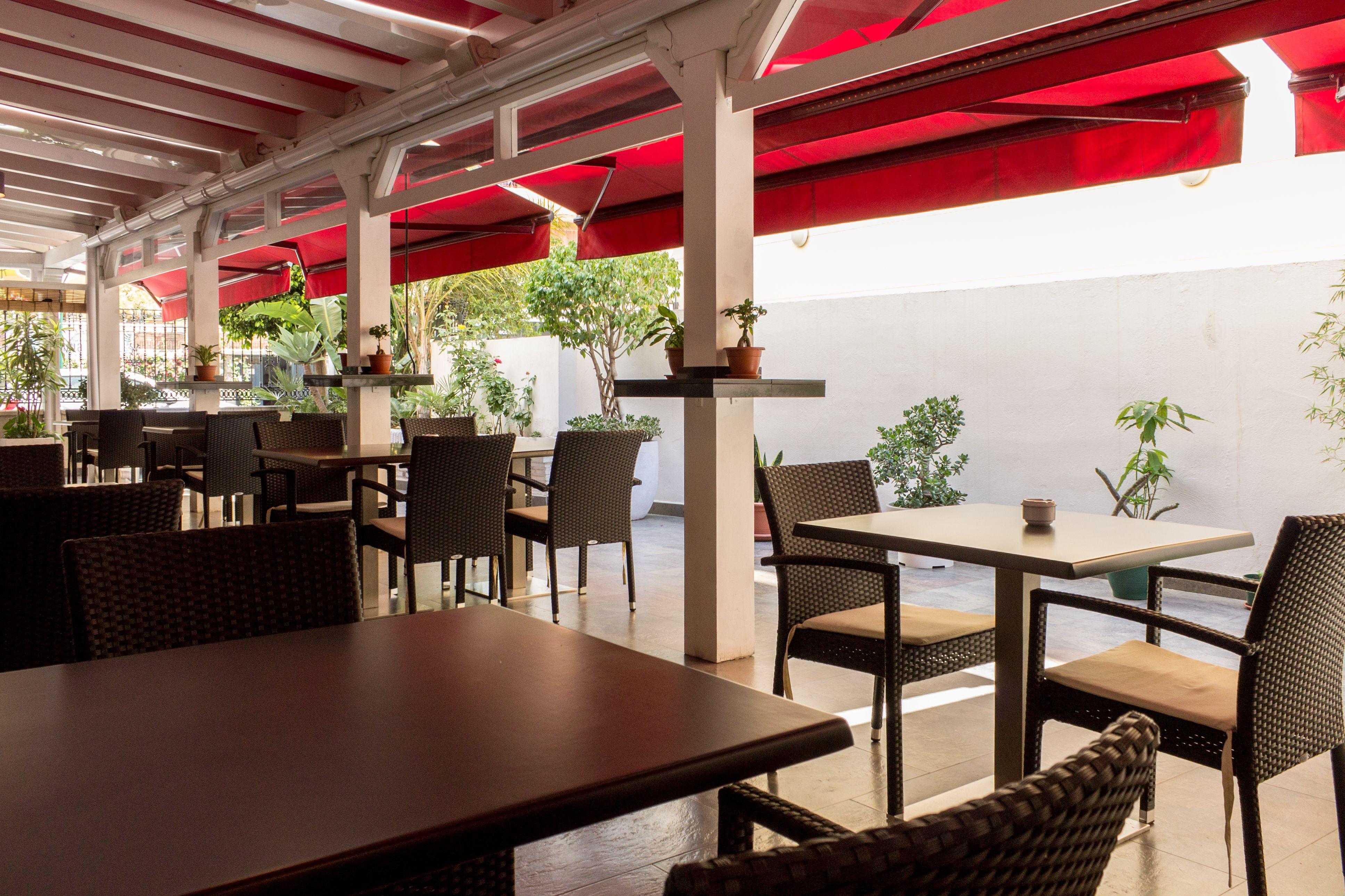Comer en Málaga centro