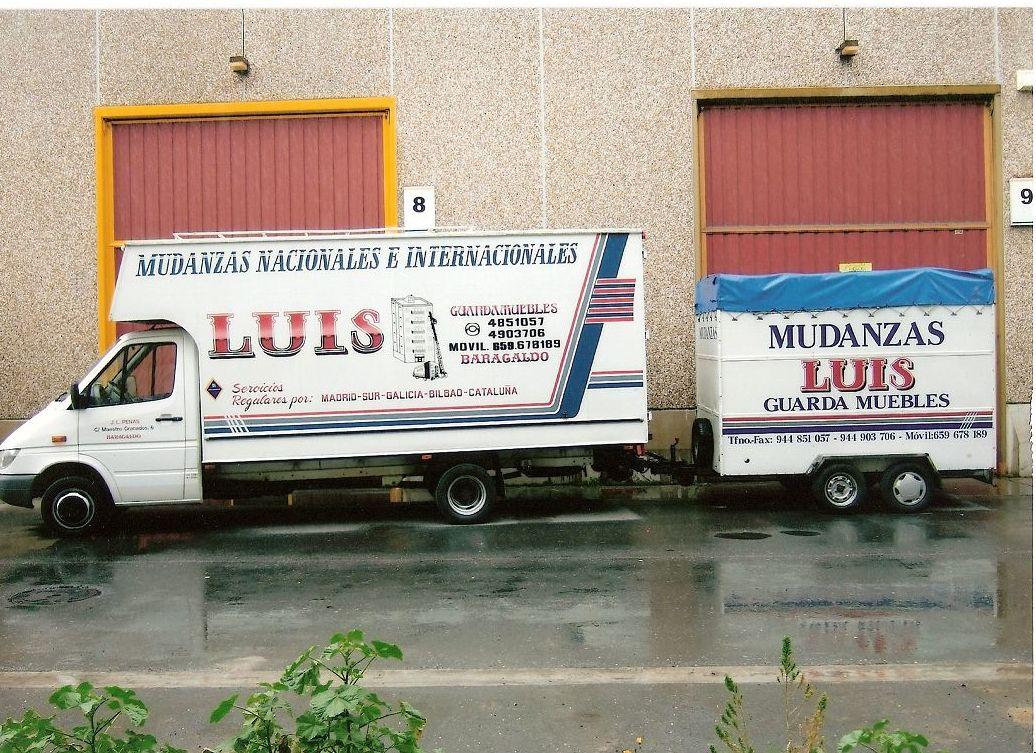 Mudanzas internacionales en Bilbao