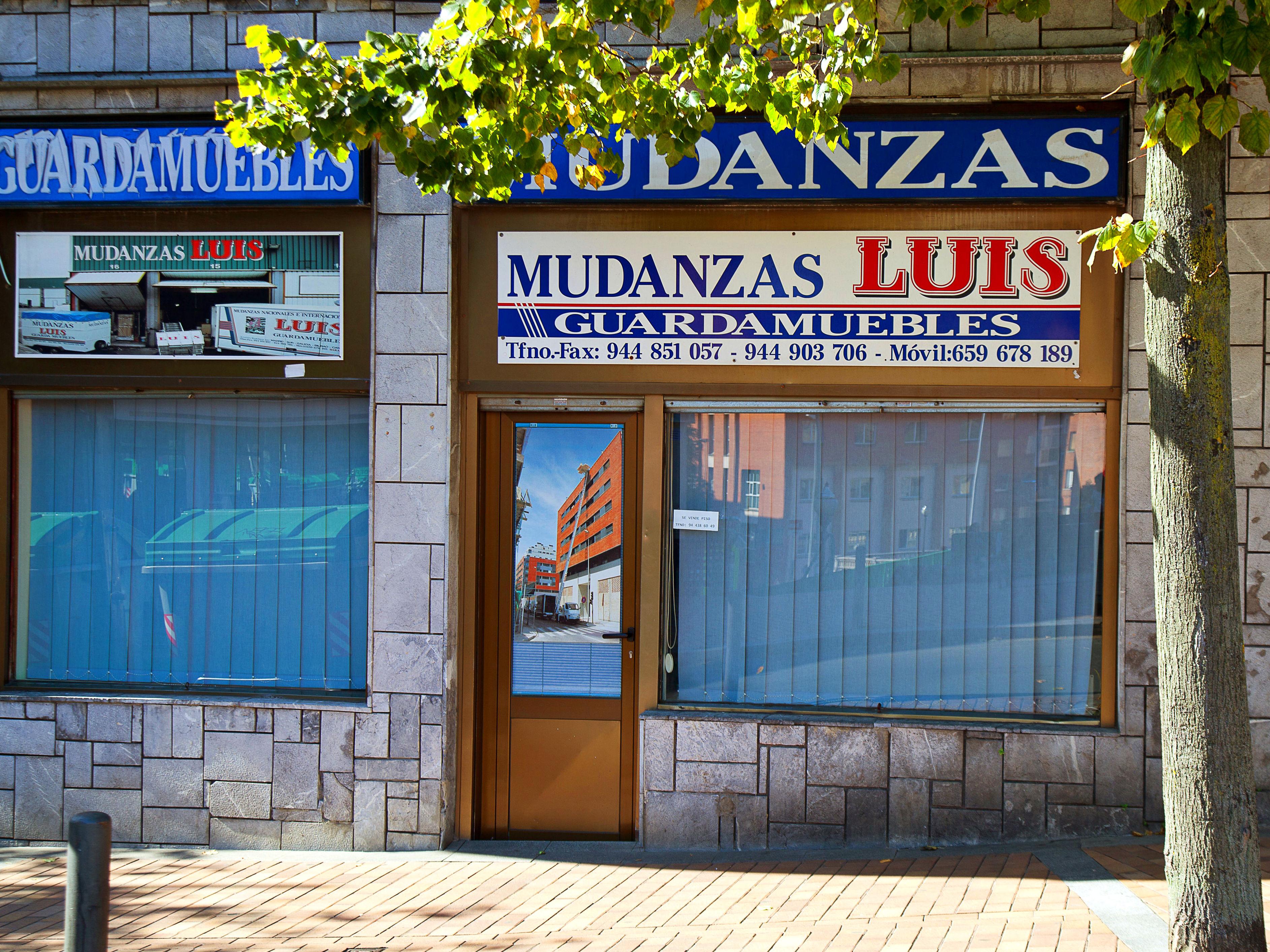 Foto 13 de Mudanzas y guardamuebles en Baracaldo | Mudanzas Luis