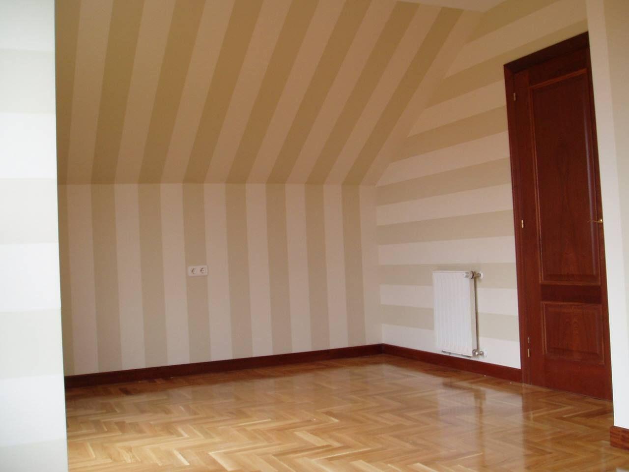 Equipo de profesionales para pintar piso en Oviedo
