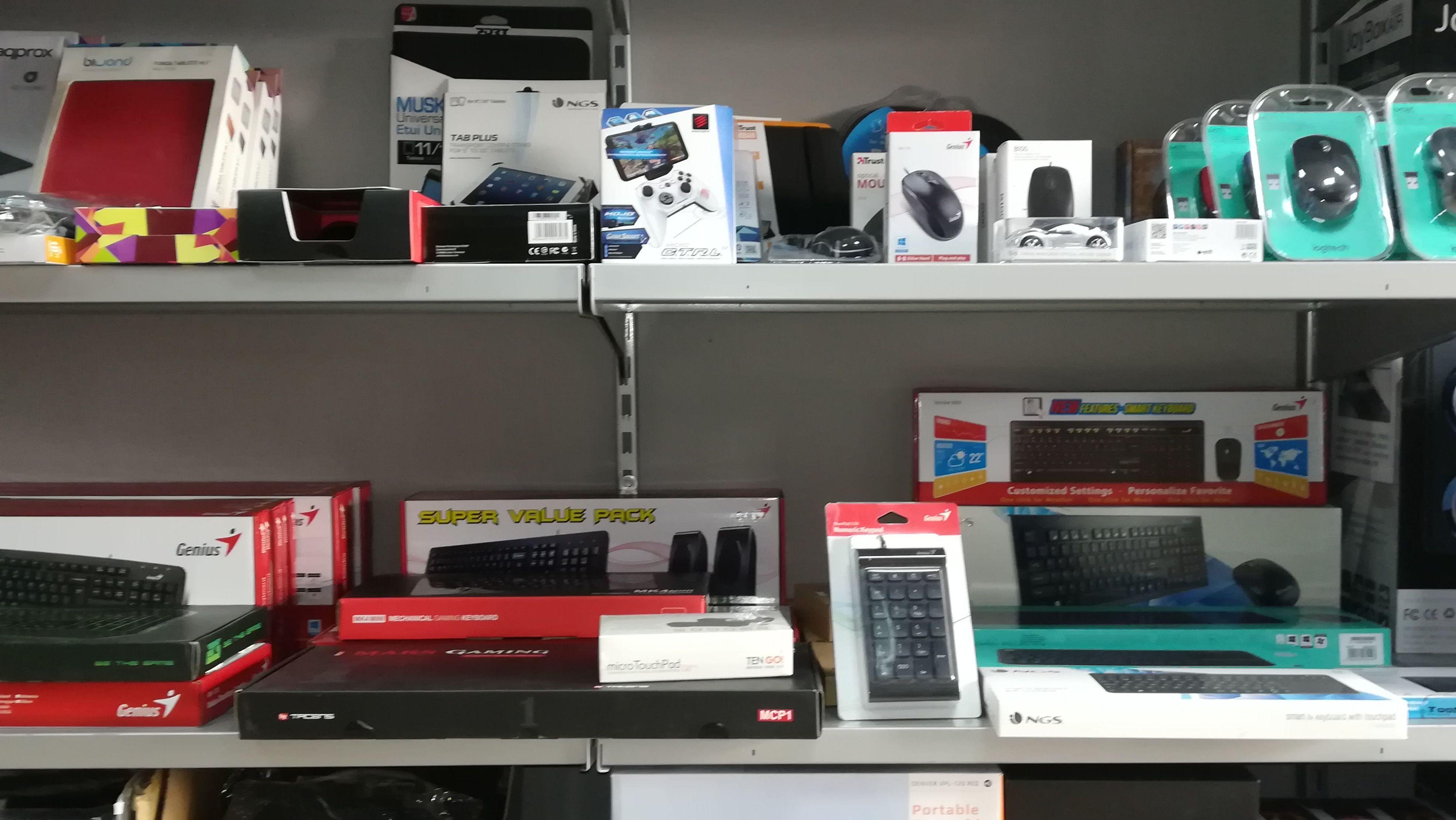 Foto 6 de Tiendas de informática en Tafalla | Siver Computer - MR MICRO