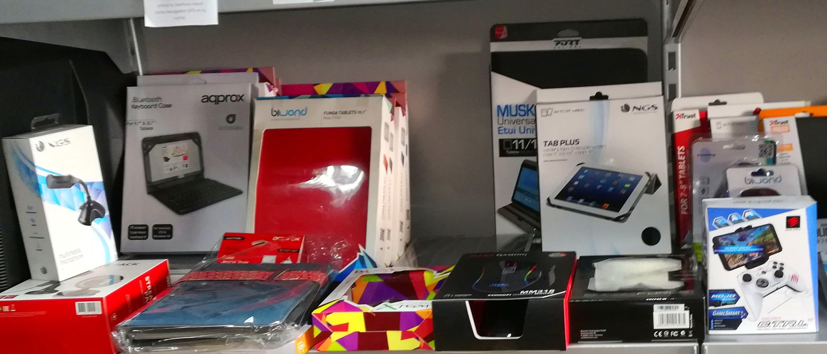 Foto 16 de Tiendas de informática en Tafalla | Siver Computer - MR MICRO