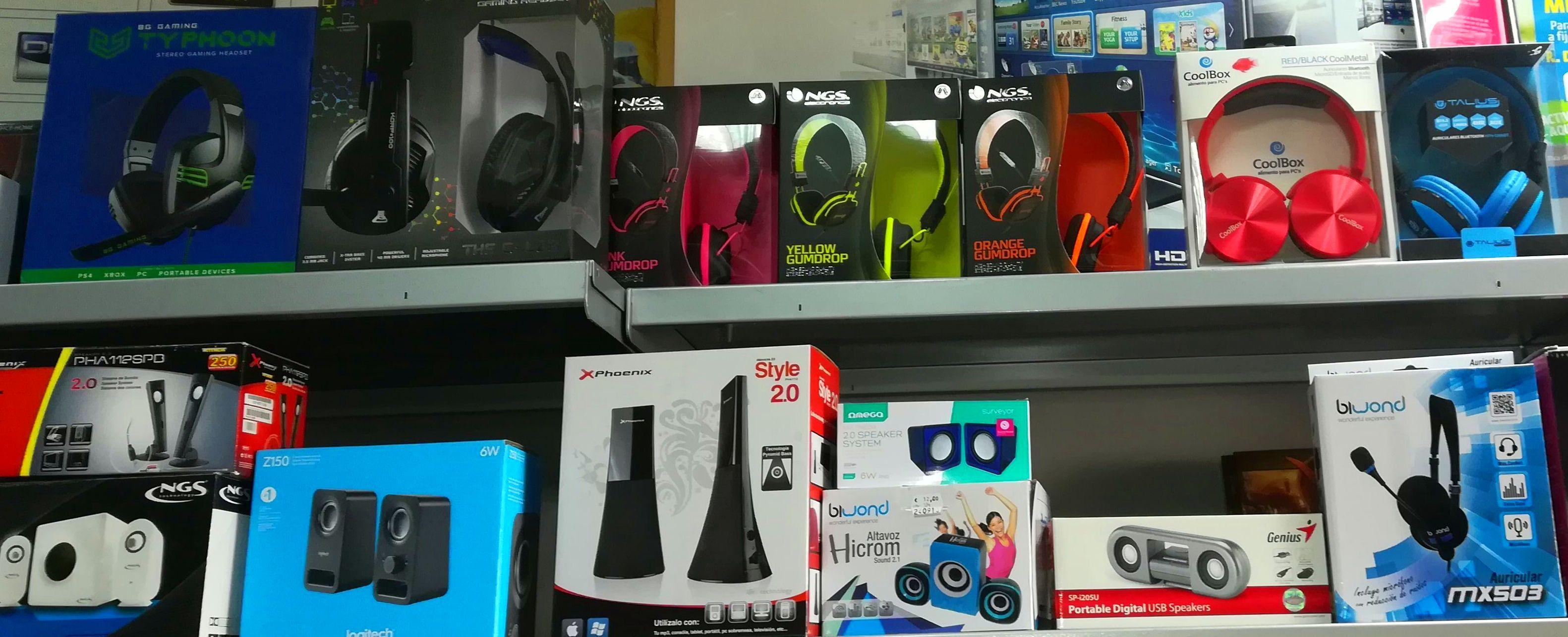Foto 19 de Tiendas de informática en Tafalla | Siver Computer - MR MICRO