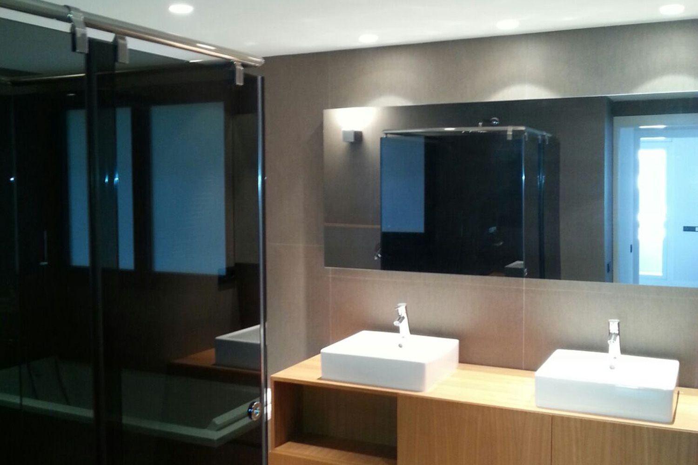 Mamparas para baños en Barcelona