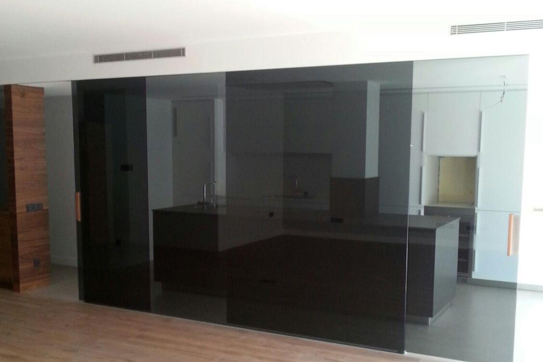 Carpintería de aluminio y cristales en Barcelona