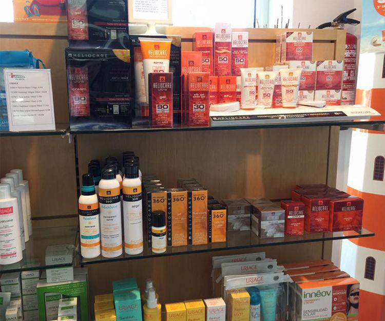 Farmacia especializada en dermocosmética en Culleredo