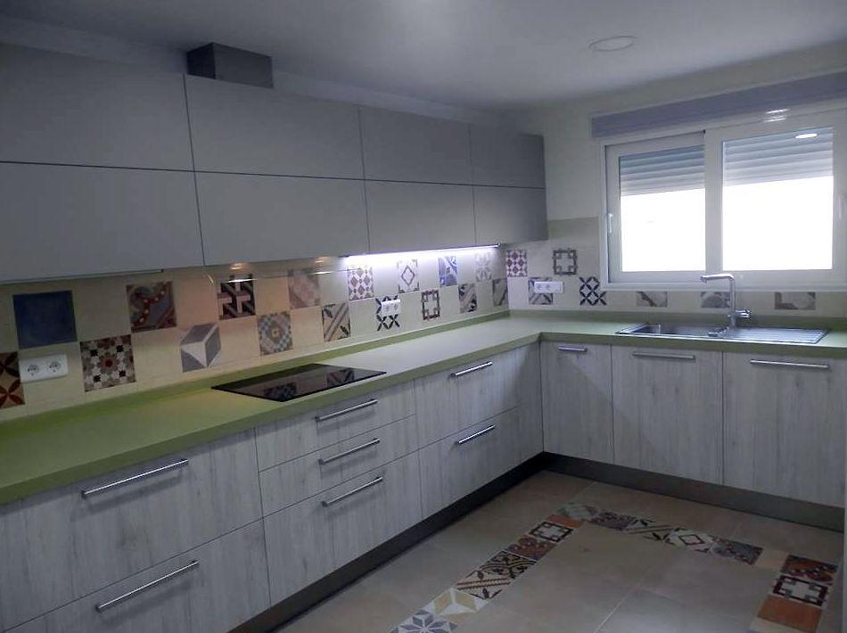 Diseño y montaje de cocinas italianas en Málaga