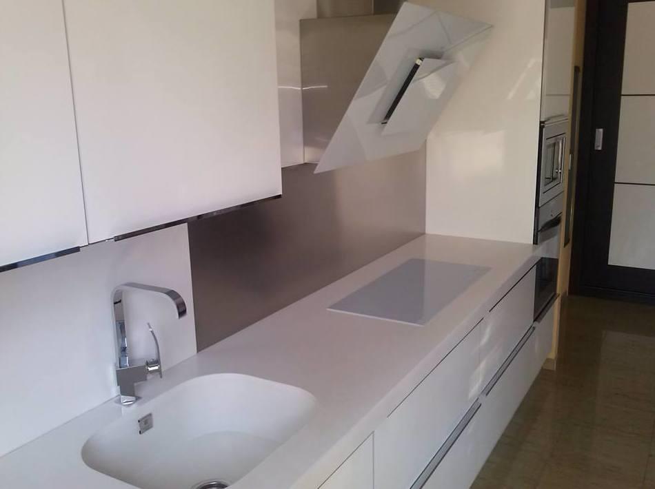 Diseño y montaje de cocinas de alto standing