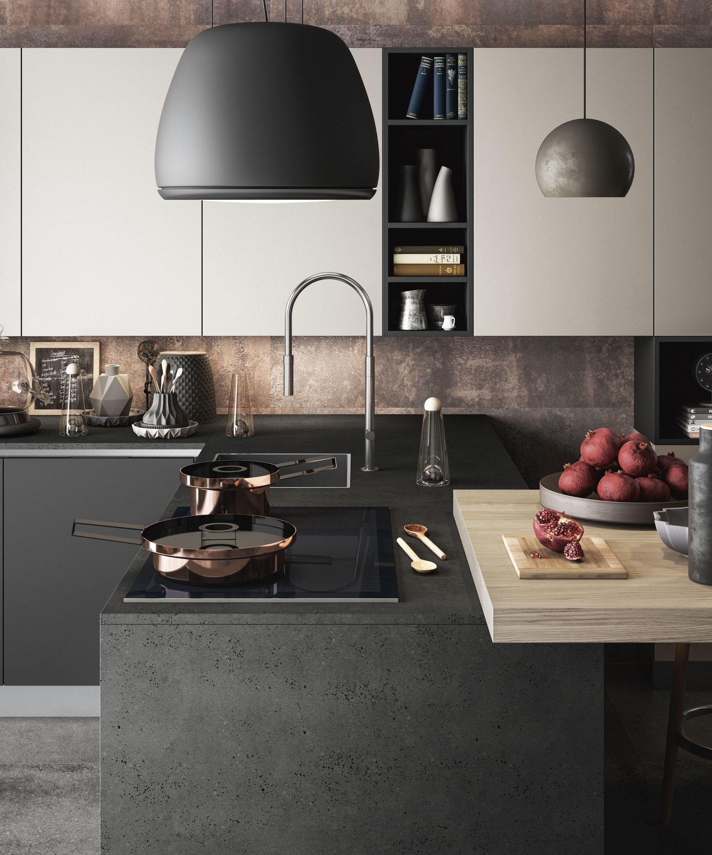 Modelo Time: Productos de Diseño Cocina
