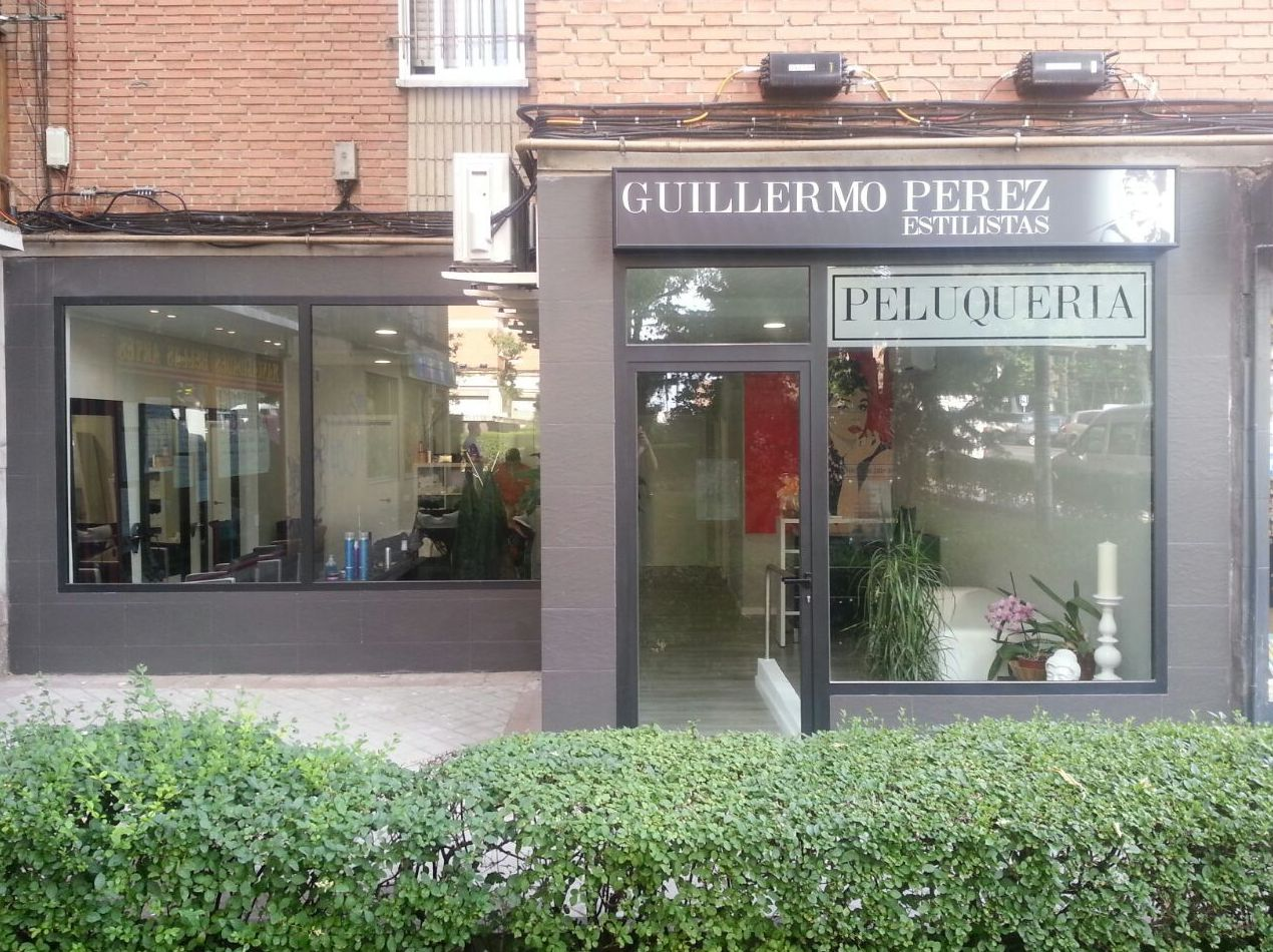 Peluquería unisex en Fuenlabrada   Guillermo Pérez Estilistas