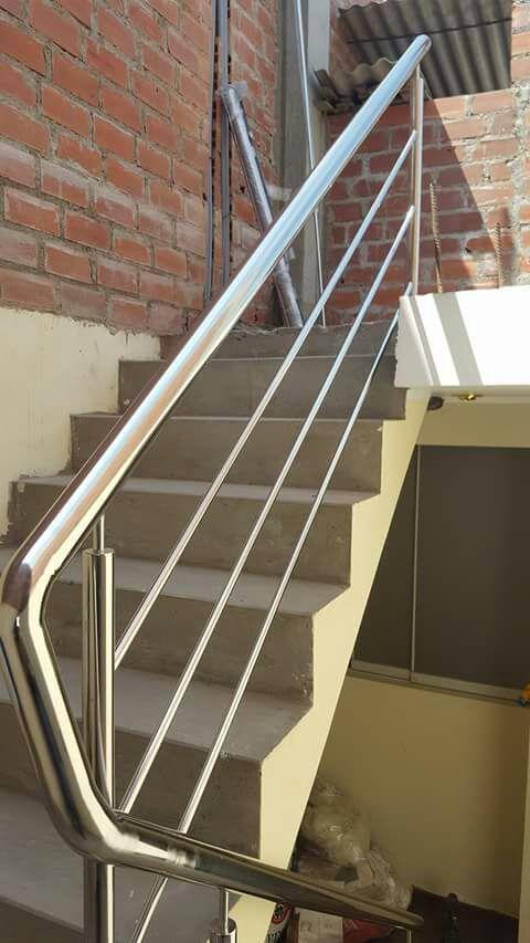 Diseñamos barandillas de acero a medida en Tenerife