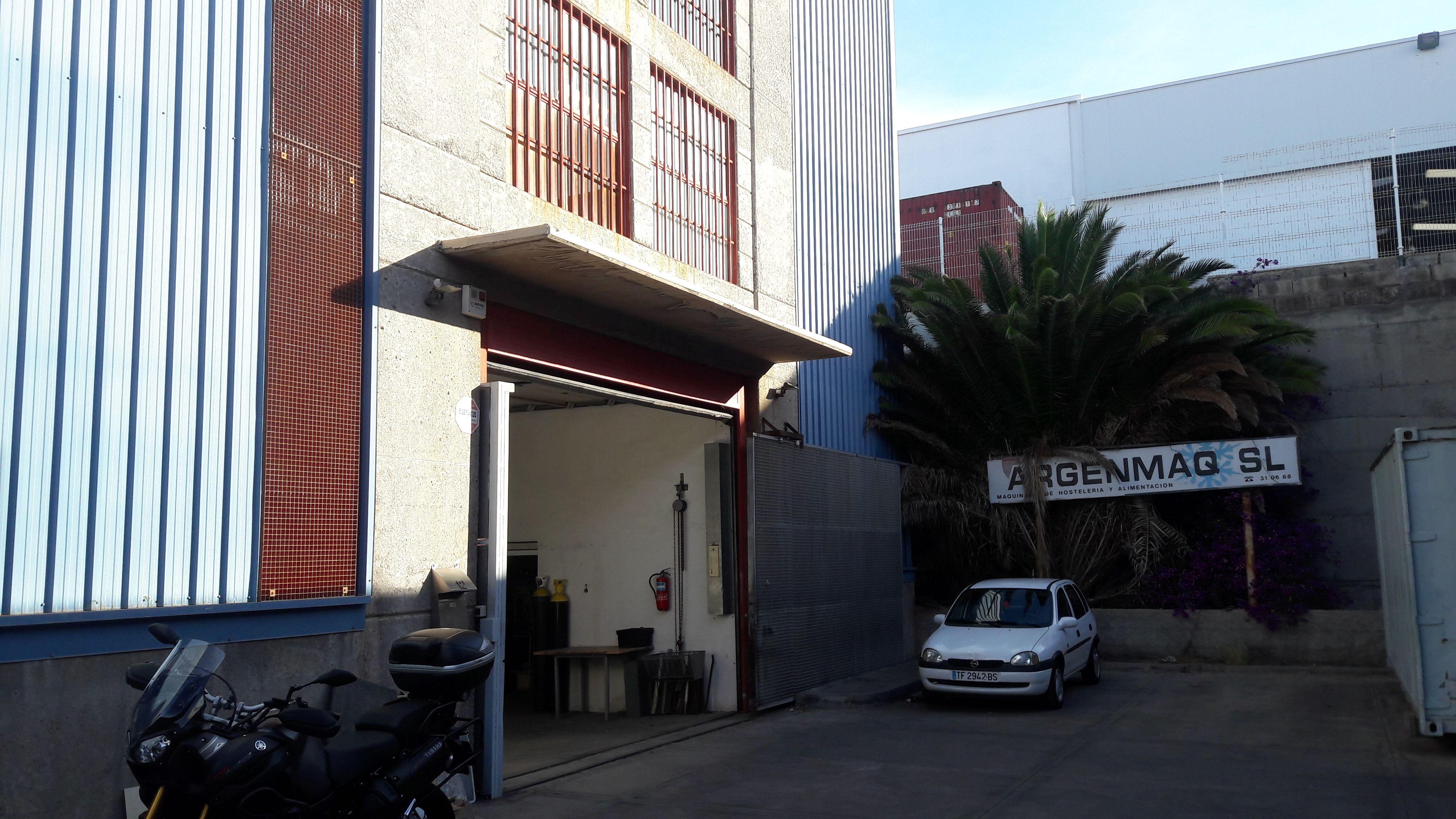 Especialistas en fabricación de piezas de acero inoxidable en Tenerife
