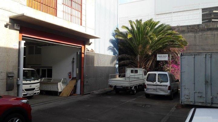 Amplias instalaciones para la fabricación de productos de acero