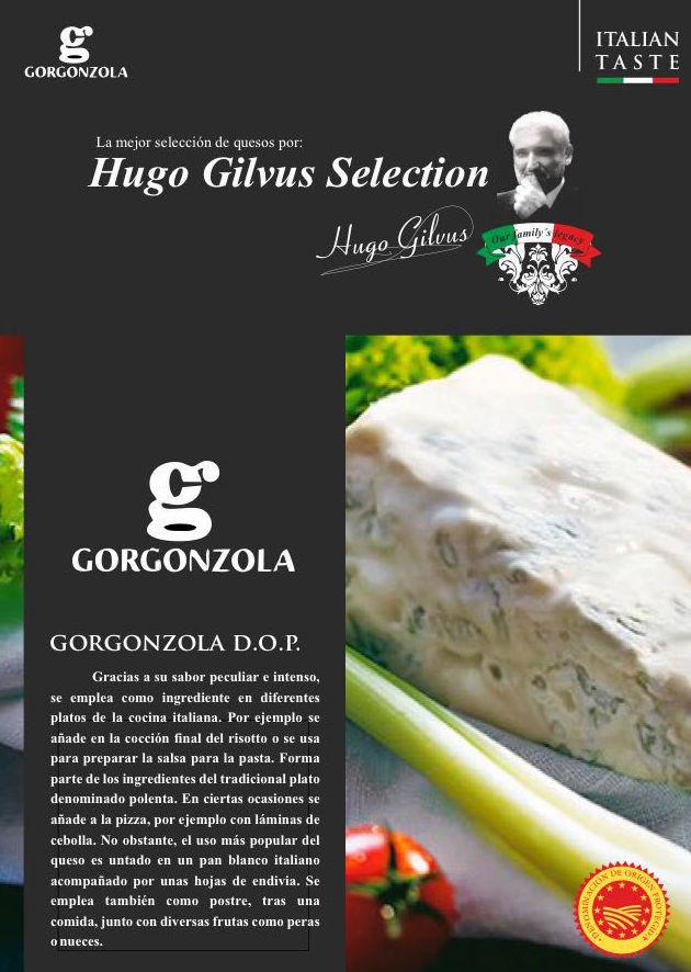 Queso Gorgonzola