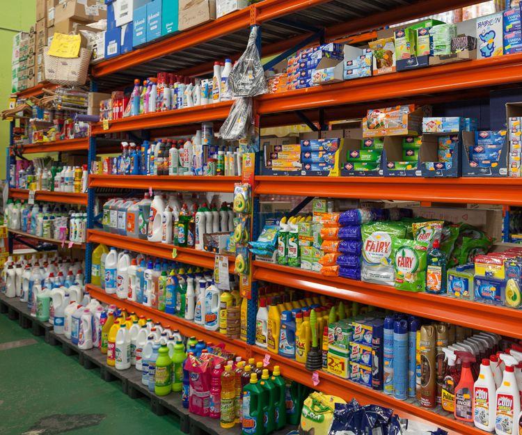 Venta de productos de limpieza en Aguilar de Campoo