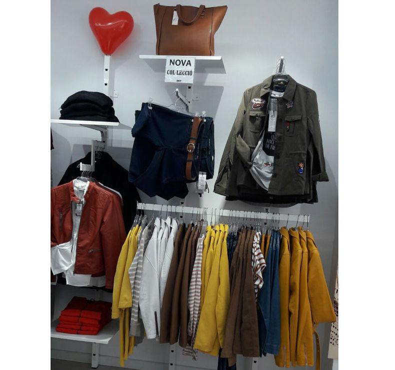 Complementos y ropa en DKT Benicarló