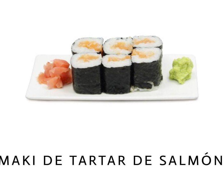 Foto 12 de Cocina japonesa en Málaga | Rocío Tapas y Sushi