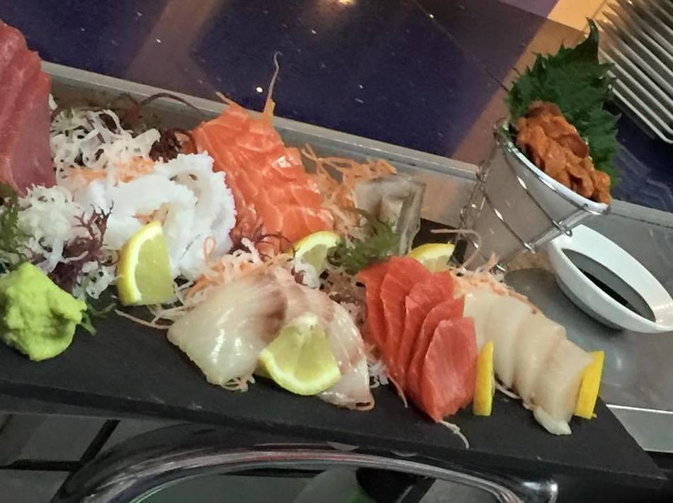 Comida japonesa en Málaga