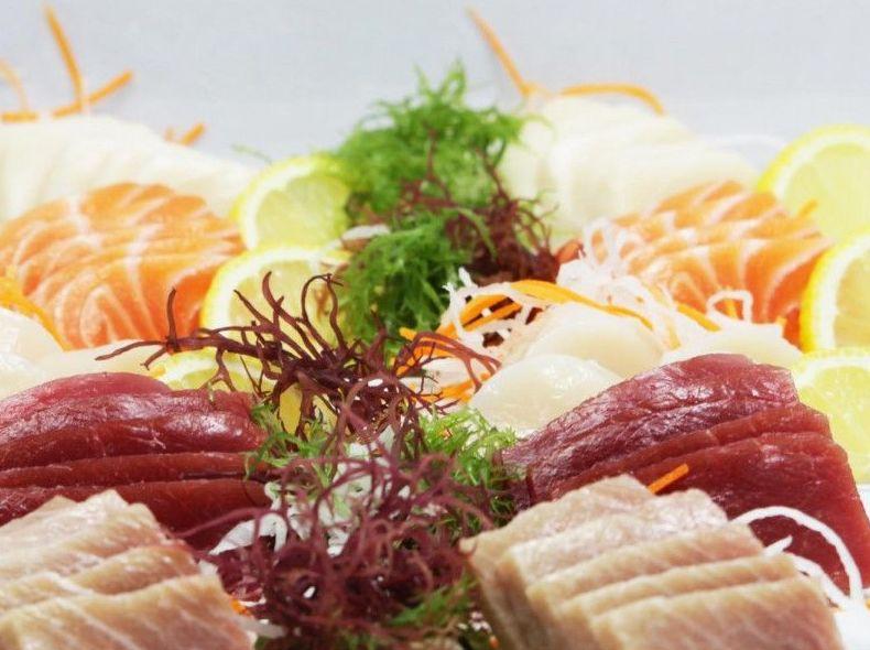 Comer Sashimi en Malaga