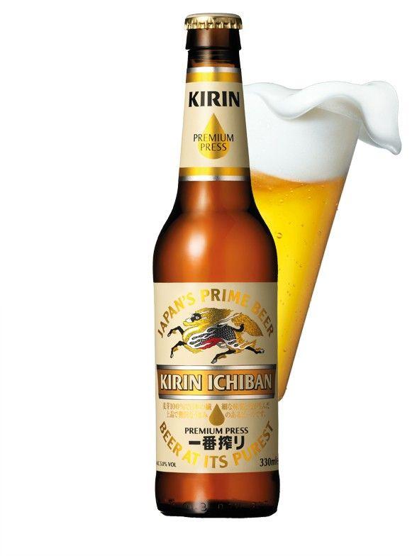 Cervezas Japonesas: Nuestra carta de Rocío Tapas y Sushi