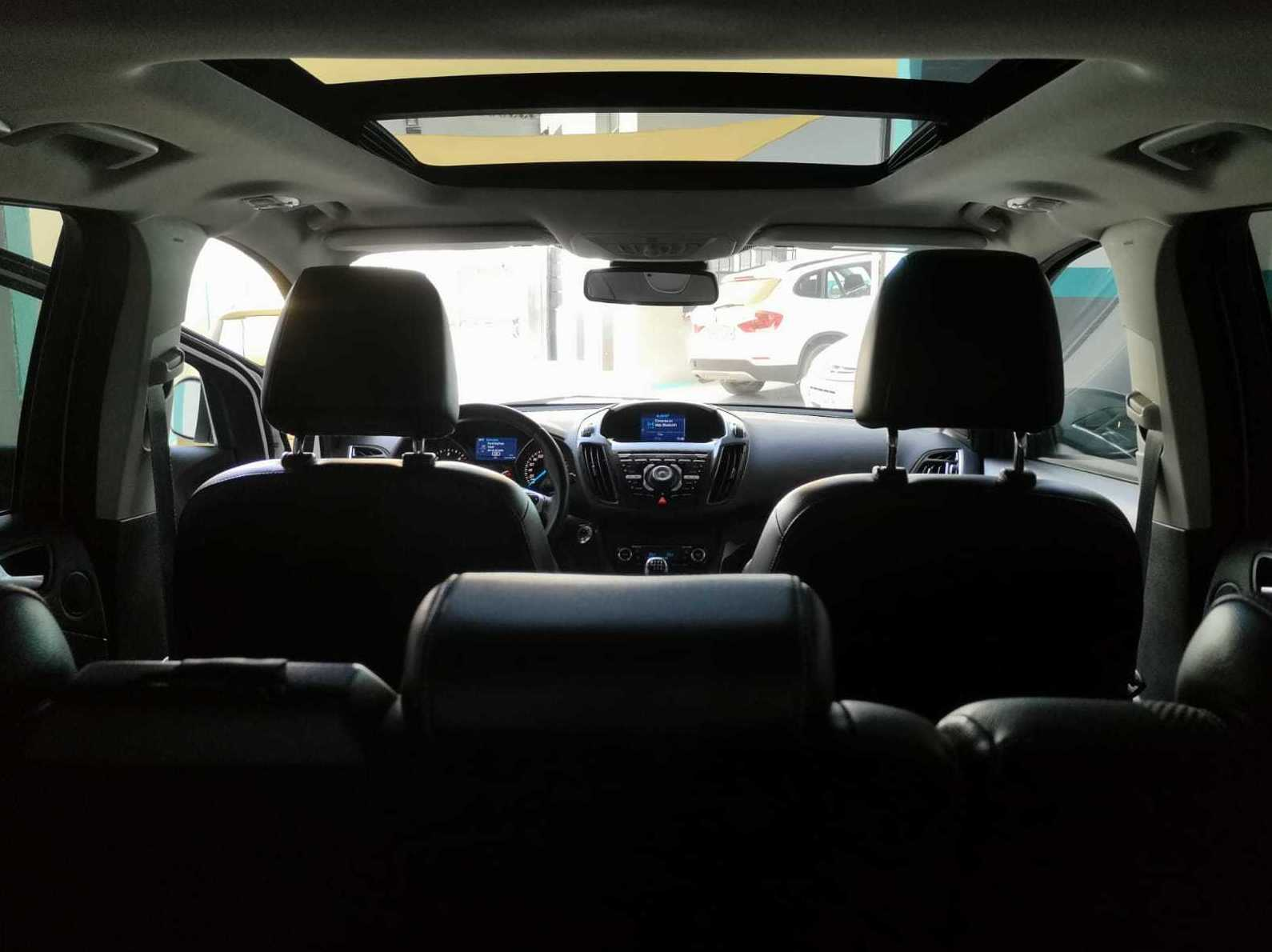 Ford kuga: Servicios de Iscauto